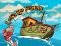 游戏 Let`s go Fishing