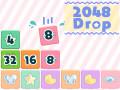游戏 2048 Drop