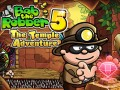 游戏 Bob The Robber 5 Temple Adventure
