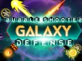 游戏 Bubble Shooter Galaxy Defense
