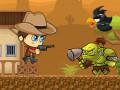 游戏 Cowboy Adventures