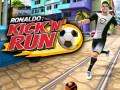 游戏 Cristiano Ronaldo Kick`n`Run