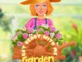 游戏 Get Ready With Me Garden Decoration