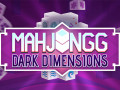 游戏 Mahjong Dark Dimensions