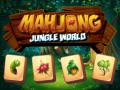 游戏 Mahjong Jungle World