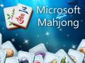 游戏 Microsoft Mahjong