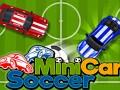 游戏 Minicars Soccer