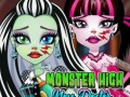 游戏 Monster High Nose Doctor