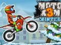 游戏 Moto X3M 4 Winter