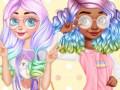 游戏 Princesses Kawaii Looks and Manicure