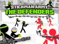 游戏 Stickman Army: The Defenders