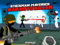 游戏 Stickman Maverick: Bad Boys Killer
