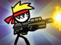 游戏 Stickman Peacekeeper