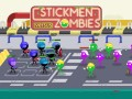 游戏 Stickmen vs Zombies