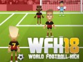 游戏 World Football Kick 2018